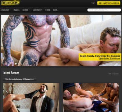 lucas raunch rough bdsm gay sex videos