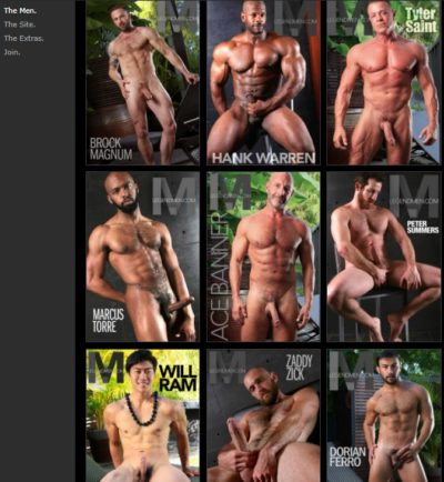ron lloyd muscle guys naked nude bodybuilders